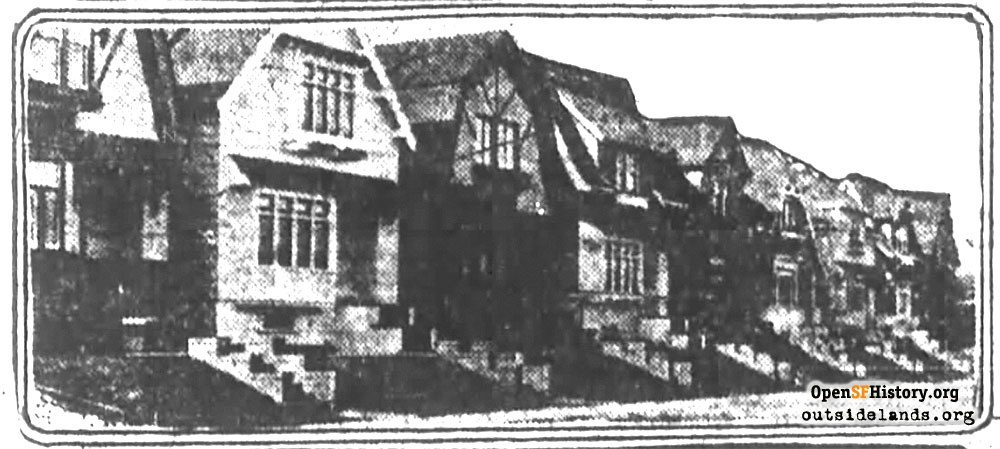 1913 Article on Sunset Home Building