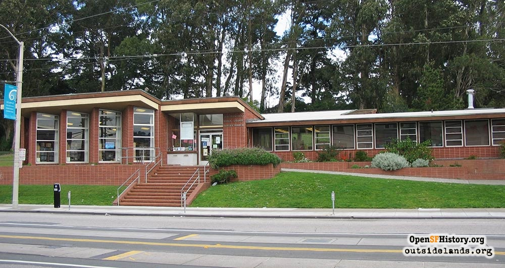 Parkside Branch Library