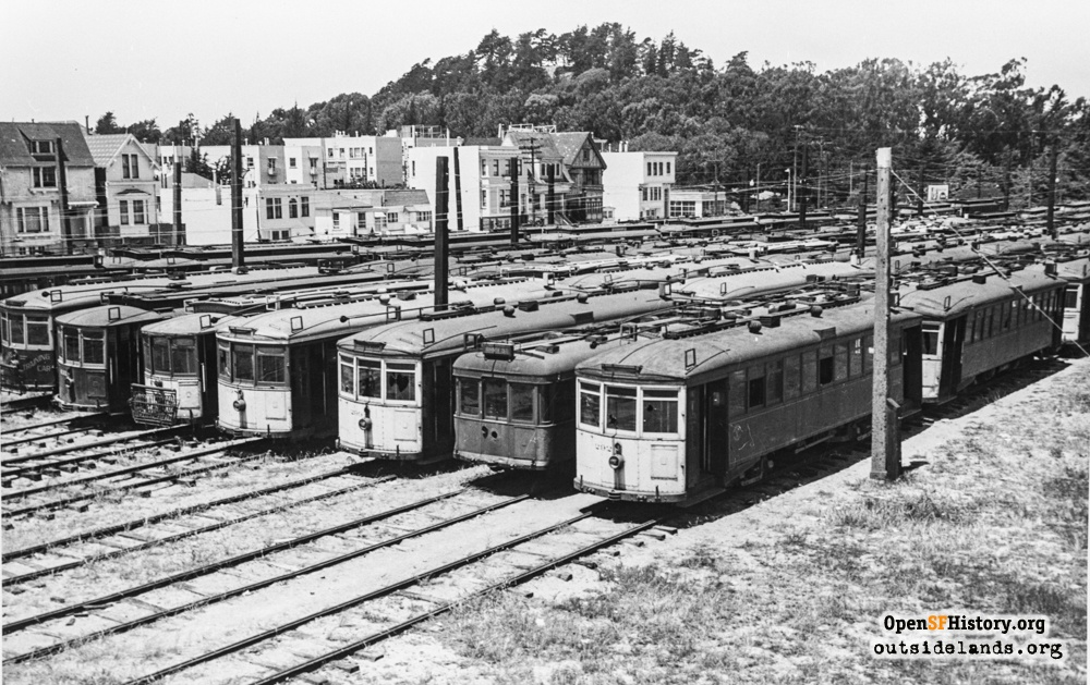 Streetcars: The Boneyard
