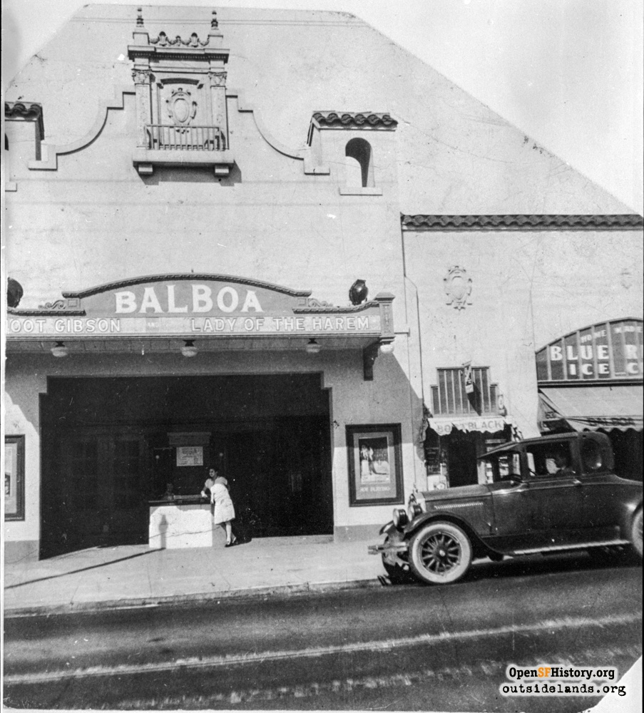 The Original Balboa Theater, the Westwood