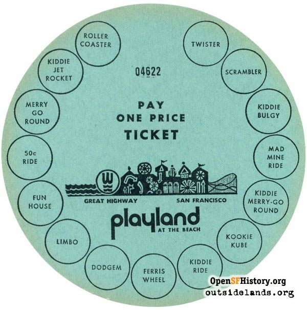 Outside Lands Podcast Episode 136: Playland at the Beach