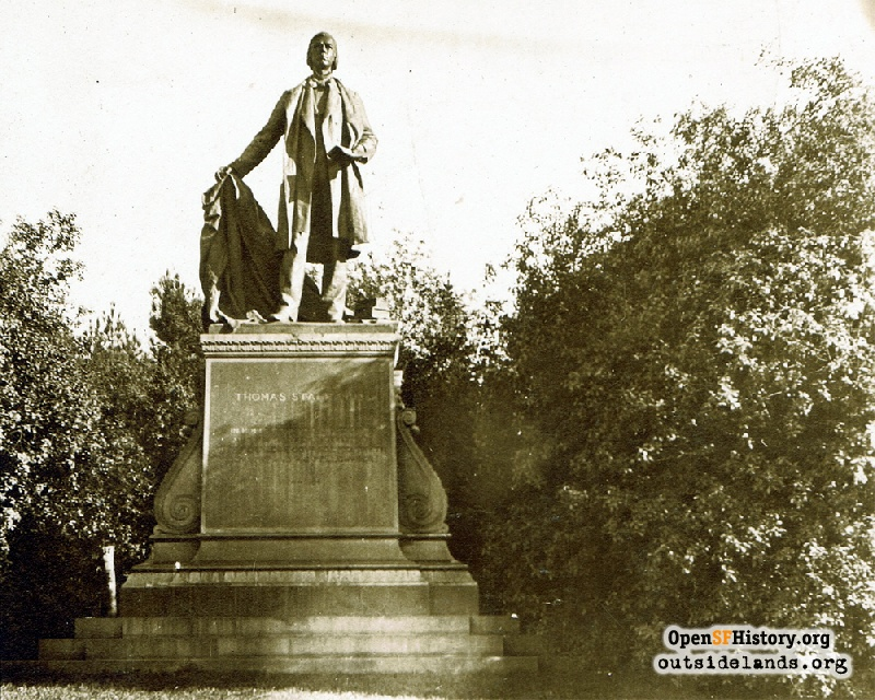 Outside Lands Podcast Episode 381: Thomas Starr King Monument