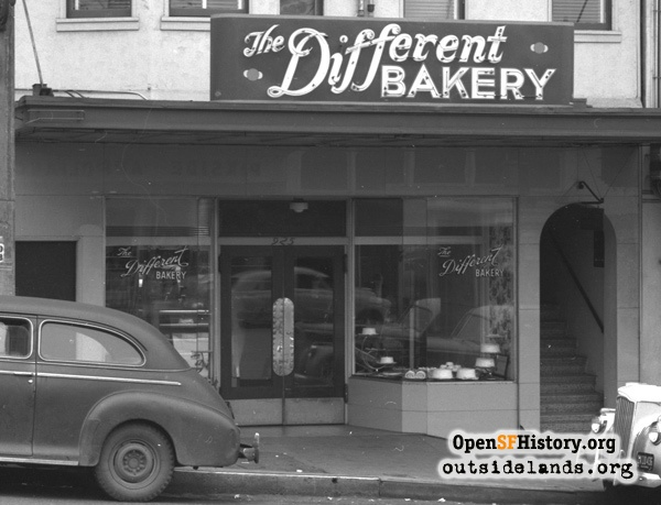 Different Bakery
