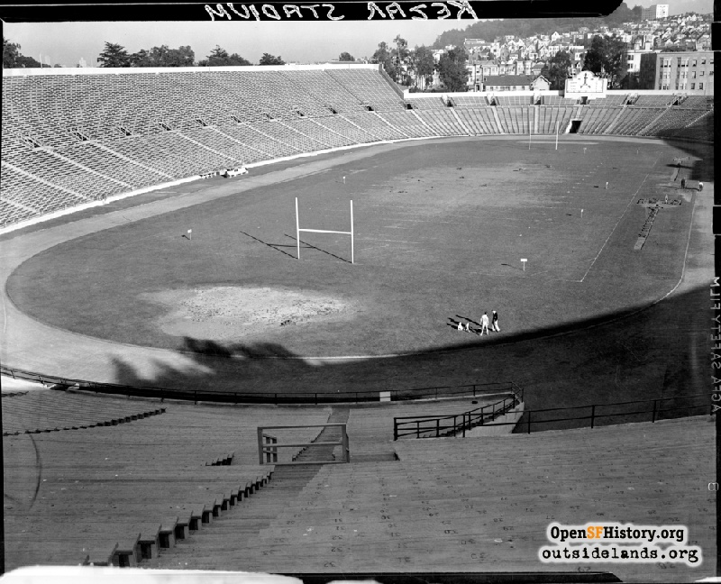 Outside Lands Podcast Episode 224: Kezar Stadium Re-do