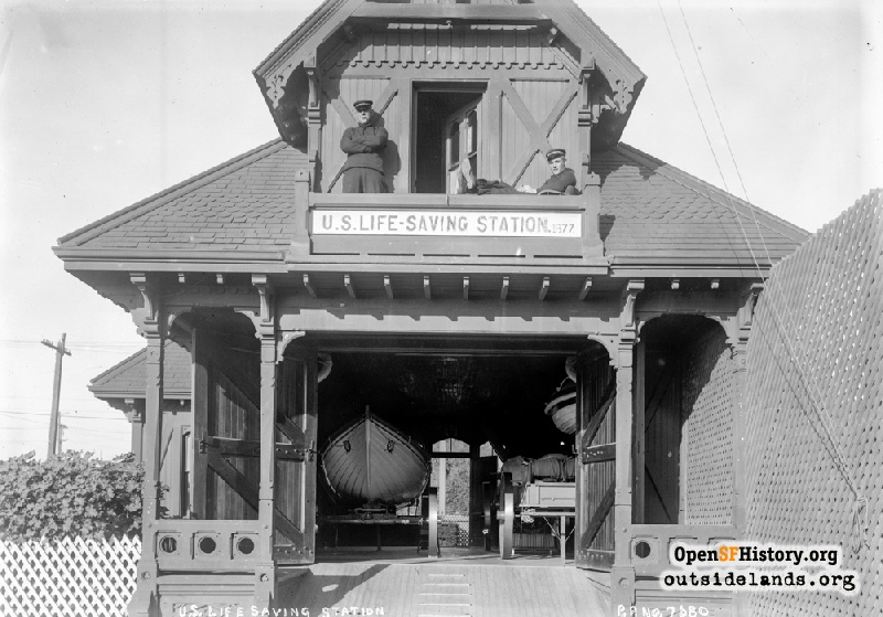 Outside Lands Podcast Episode 202: Golden Gate Park Lifesaving Station