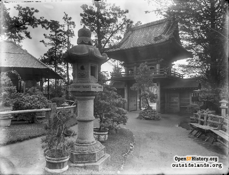 Outside Lands Podcast Episode 221: Japanese Tea Garden