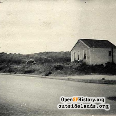 Quintara and 19th Ave, 1917