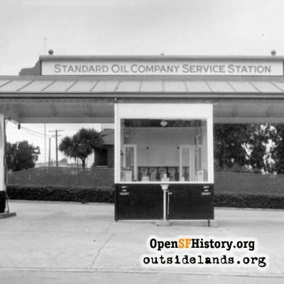 Standard Station, 24th and Geary