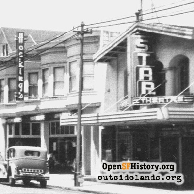 Star Theatre, Hocking's Hardware, 1946