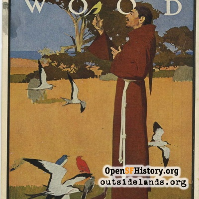 St. Francis Wood poster