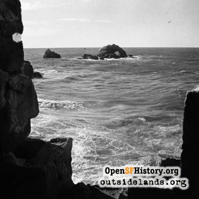 Arch Rock, 1970s