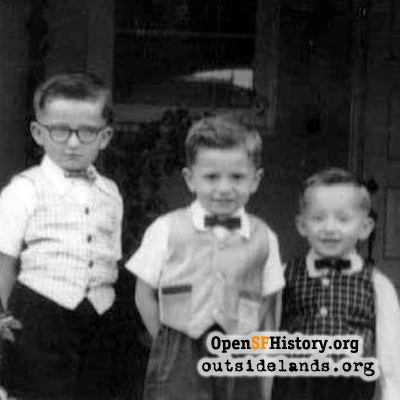 Three Boys, 1954