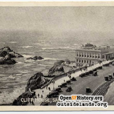 Third Cliff House
