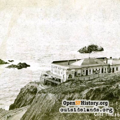 Cliff House 1870s