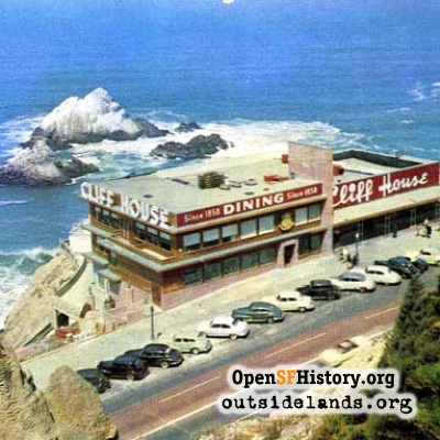 Third Cliff House, 1950s