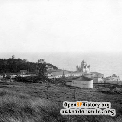 Sutro Attractions, circa 1903