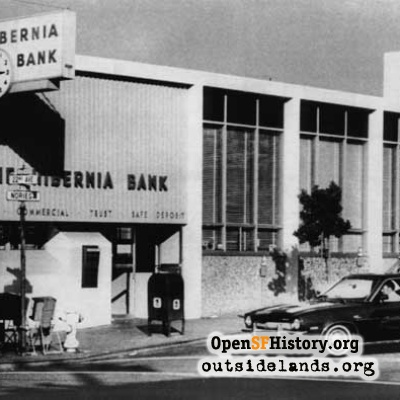 Hibernia Bank, 1976