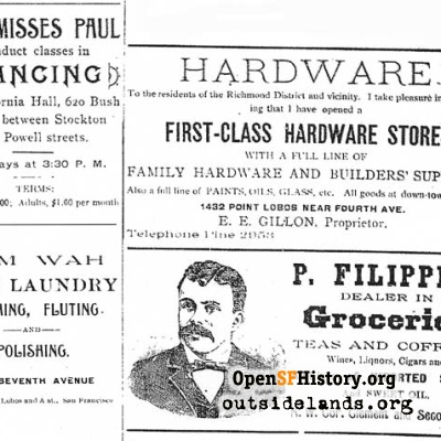 1898 Richmond ads