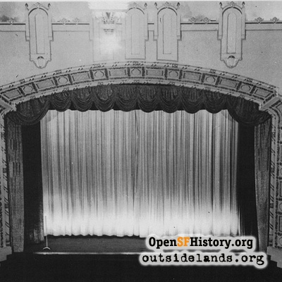 Parkside Theatre Interior