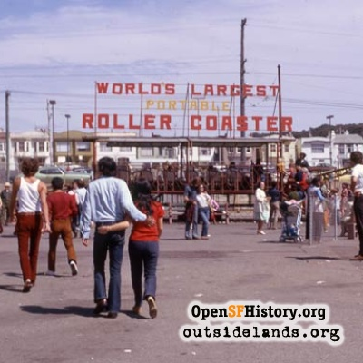 Playland, 1970s