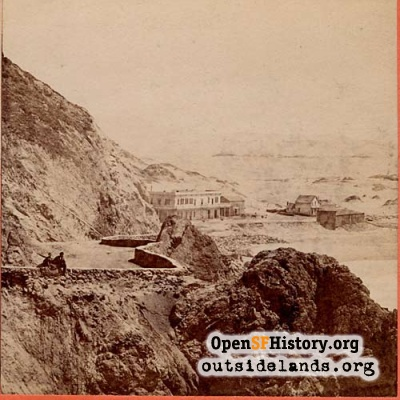 Seal Rock House, 1860s
