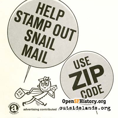 Mr. Zip and Snail Mail
