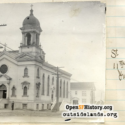 St. Anne's Church, 1911