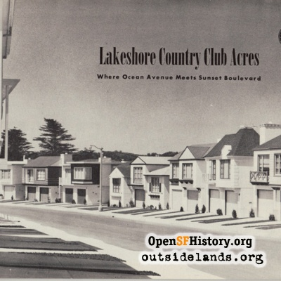 Country Club Acres, 1950s