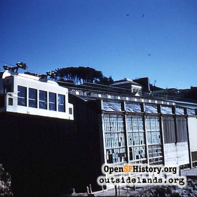 Sutro Baths and Sky Tram