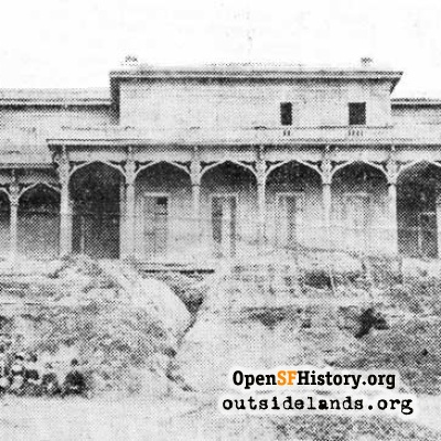 Oceanside House - 1891