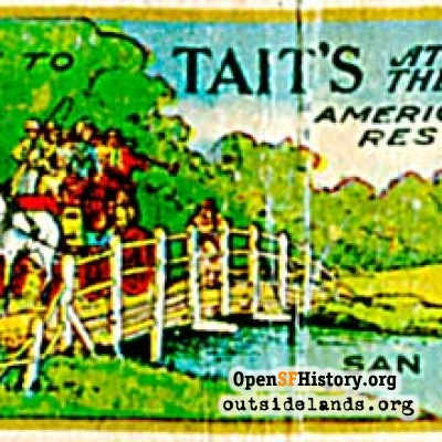 Tait's Matchbook