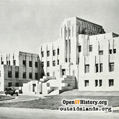VA Administration Building, 1934