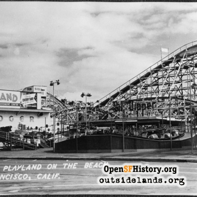 Famous Playland at the Beach
