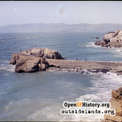 View North from Cliff House