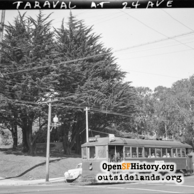 Taraval at 24th Ave