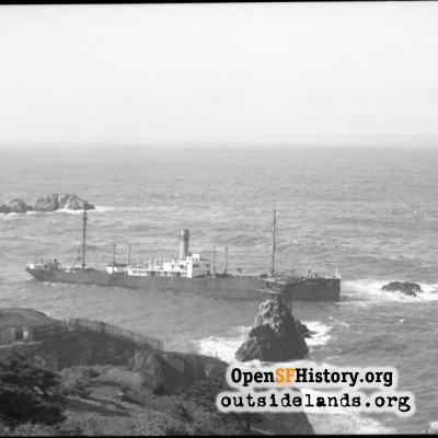 Wreck of SS Ohioan