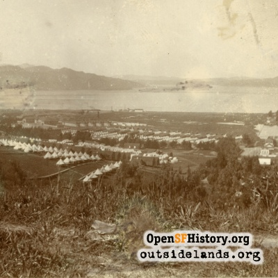 View of Presidio