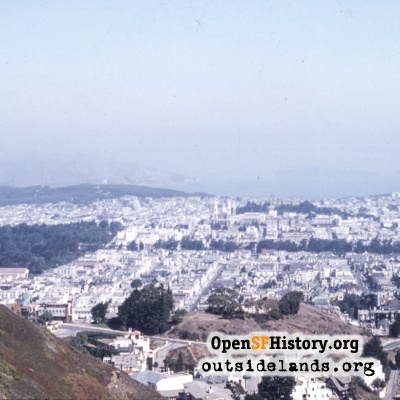 View N from Twin Peaks