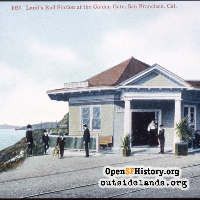 Land's End Station
