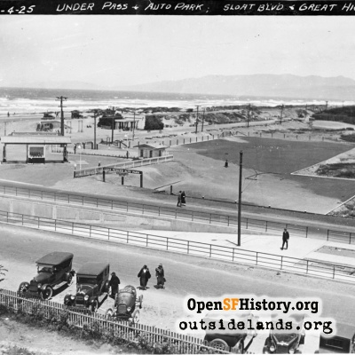Sloat & Great Highway