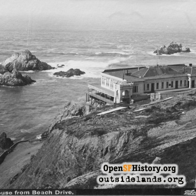 1st Cliff House