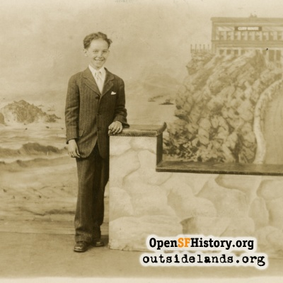 Cliff House Studio Portrait