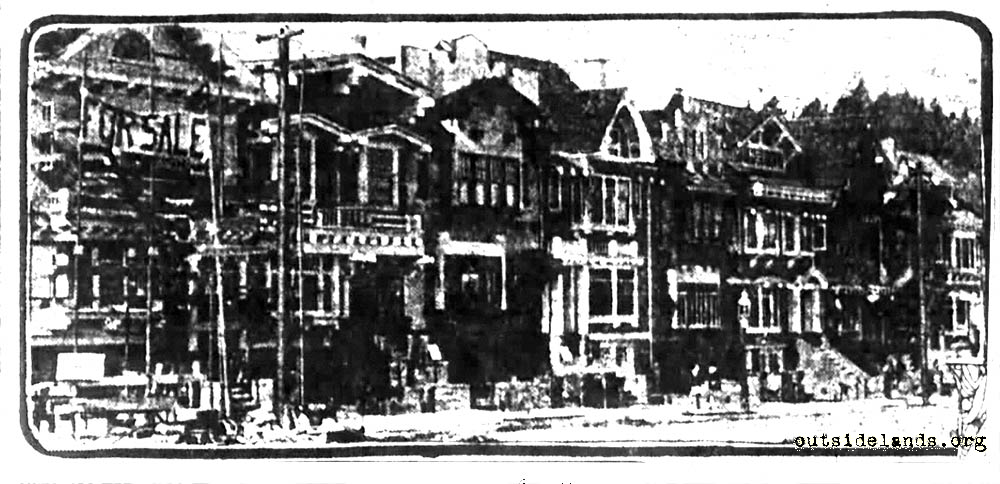 15th Ave in 1913