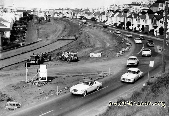 Widening of Portola Street