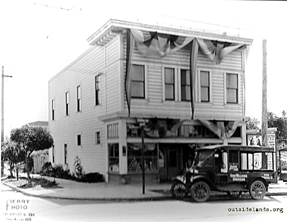 Williams store - 1925