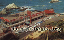 Cliff House in the 1950s