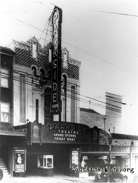 Parkside Theater 12-28-1928