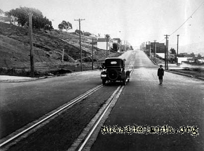 Sunnyside Avenue and Edna 1919