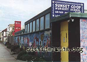 Sunset Cooperative Nursery School Coop August 2000