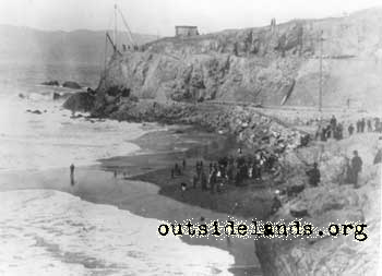 Sutro baths work
